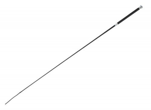 Whip & Go Dressurgerte Saumur Reitgerte schwarz 90 cm, 100 cm , 110 cm