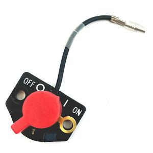 #11104300202 START//STOP Switch for STIHL Machines