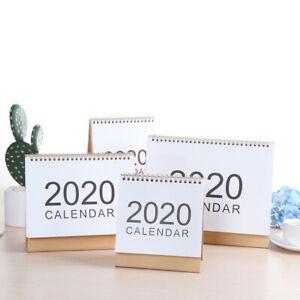 Delicate-2020-Desktop-Wall-Calendar-2019-Monthly-Plan-Daily-Schedule-Planner-TVG