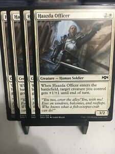 Get the Point x4 NM Magic the Gathering Ravnica Allegiance