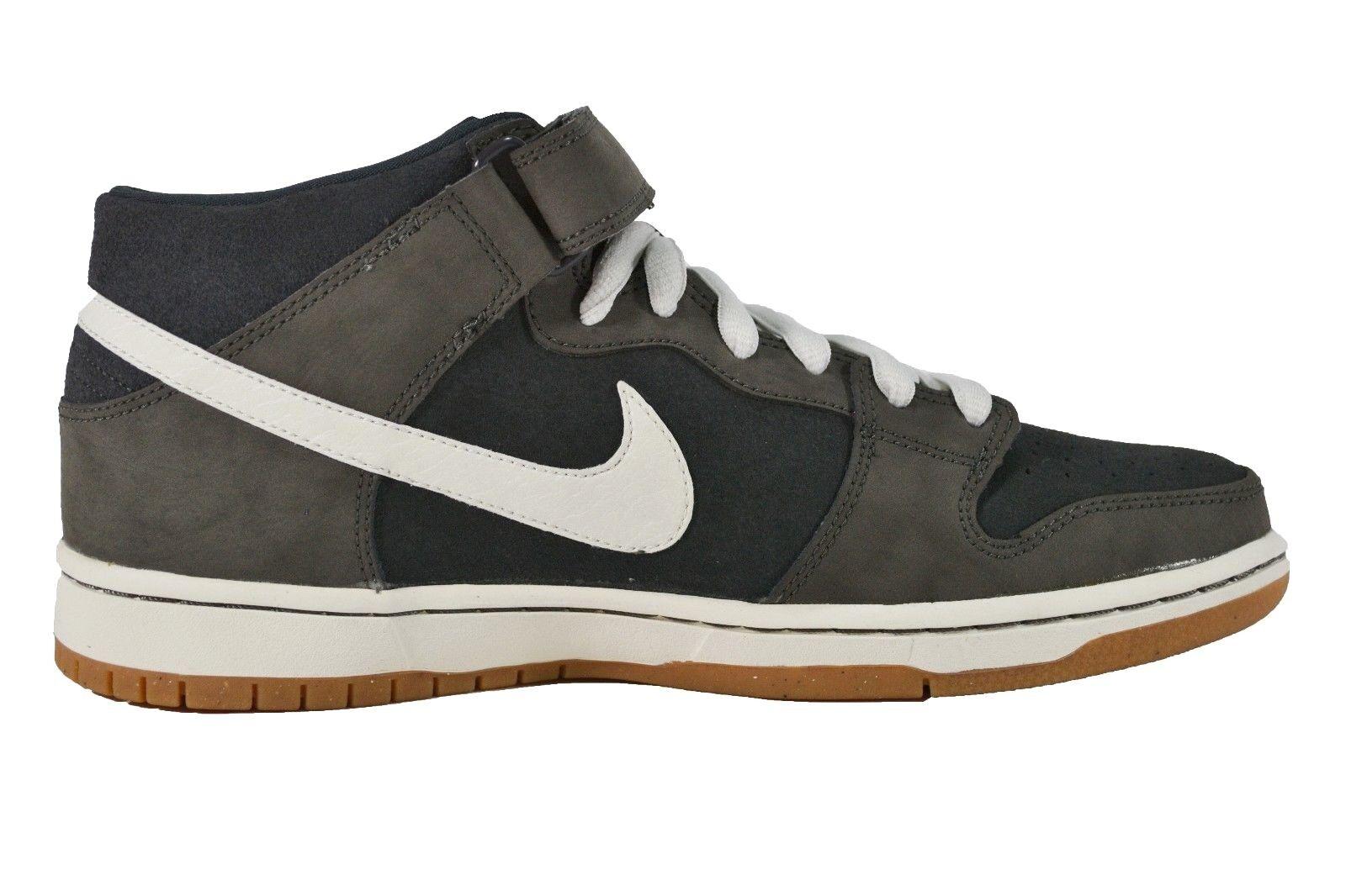 Nike dunk sb mitte weißen nebel traf mitte des weißen mitte anthrazit 314383-010 (186) männer, schuhe b076aa