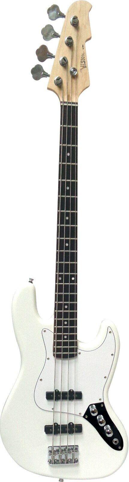 E-Bass-JBS-a E-Bass-JBS-a E-Bass-JBS-a - w en blancoo, con digitai, Sound dirección de estilo jazz-Bass    n  compra limitada