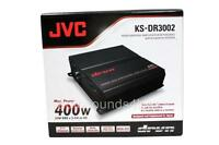 Jvc Ks-dr3002 Dr Series 400 Watts 2-channel Class Ab Car Audio Amplifier