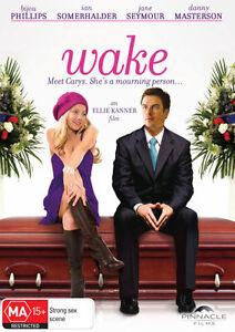 Wake-NEW-DVD-Ian-Somerhalder-Jane-Seymour-Bijou-Phillips-Region-4-Australia
