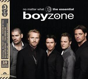 Boyzone-No-Matter-What-The-Essential-Boyzone-NEW-3CD