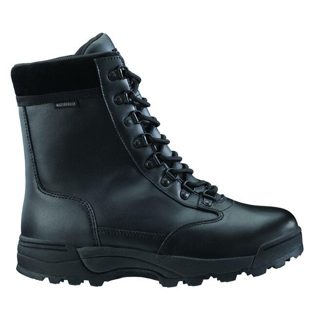 ORIGINAL SWAT Anfibi 1272 CLASSIC Leather 40 US 7.5 Waterproof S.W.A.T scarpe