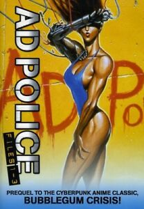 AD-Police-Files-1-3-New-DVD-Dubbed-Subtitled