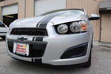 Racing Stripes Vinyl Decal Custom Chevy Sonic