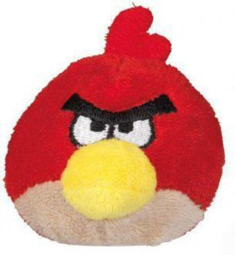 Angry Birds Red Bird 2-Inch Pencil Topper