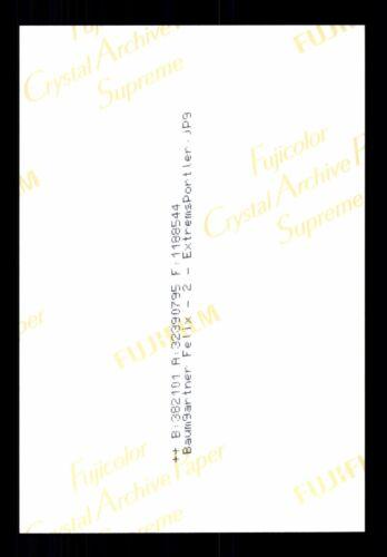 Felix Baumgartner +Autogramm+ ++Extrem Sportler CH 125