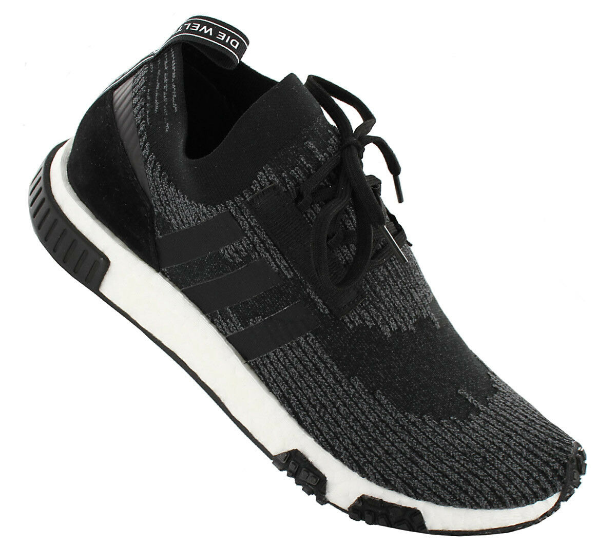 NEW adidas NMD Racer PK Primeknit AQ0949 Men''s shoes Trainers Sneakers SALE
