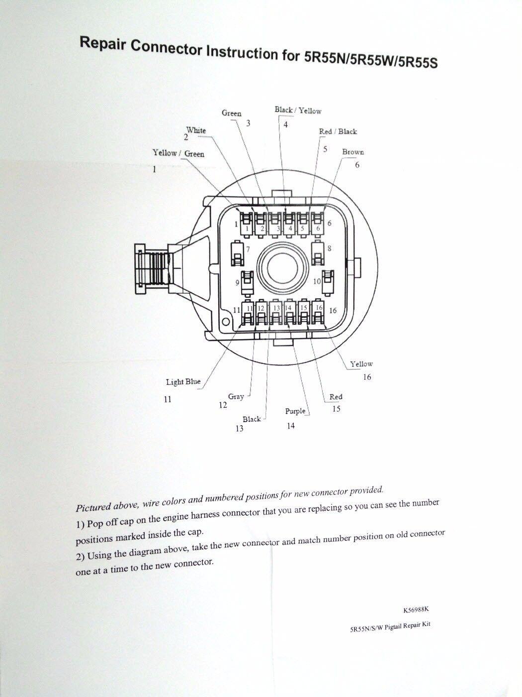E4od Valve Body Diagram Free Download Wiring Diagram Schematic
