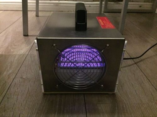 20g//30//50g générateur d/'ozone vie longue type Ozoniseur Purificateur d/'air avec calendrier Switch