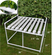 Hydroponic Grow Kit 72 Ebb And Flow Deep Water Culture Garden System