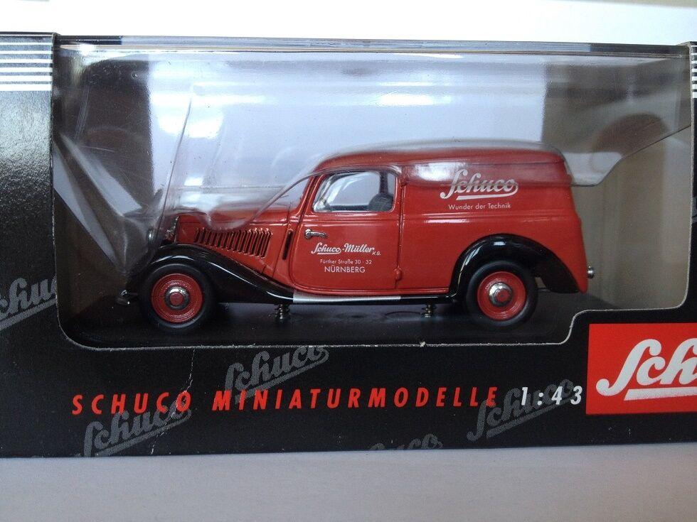 1 43 Schuco Mercedes 170V Schuco 02257
