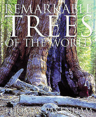 Remarkable Trees of the World-ExLibrary