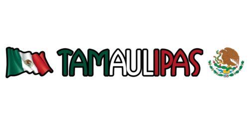 Tamaulipas Mexico Vinyl Decal Sticker car Window Wall Phone Multiple Sizes