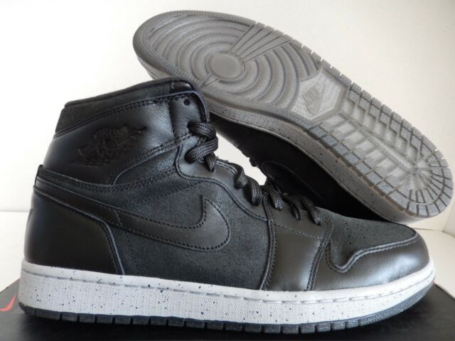 Nike Air Jordan Retro 1 High 23ny NYC Flight 23 PSNY Black Ret ... 65717a7d9e