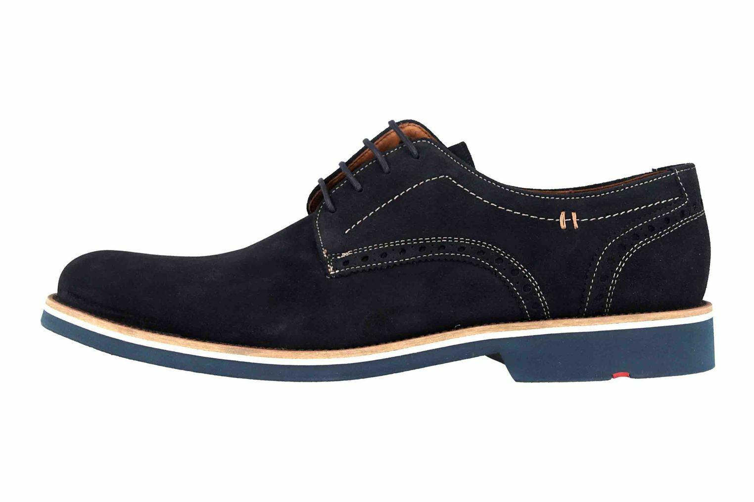 Lloyd Floyd Business-zapatos en pijama azul 17-118-29 grandes zapatos caballero caballero caballero 5930e6