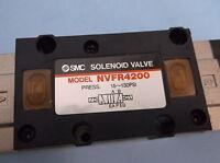 Smc Solenoid Valve Nvfr4200 15-130psi