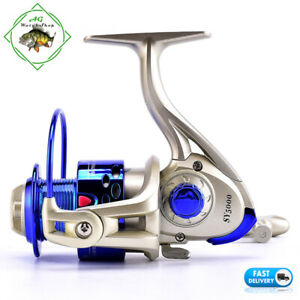Fishing-Spinning-Reel-Predator-SY5000-River-Lake-Ocean-High-Quality-Light-Weight