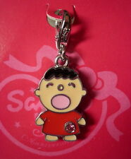 7-11  Sanrio 50th Crystal Charm Collection - Minna No Tabo 水晶 閃石 大口仔 大宝 吊飾