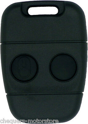 Fits Rover/MG New Replacement Remote Fob ZR,ZS,100,200,400,45,25,Mini,MGF,MGTF