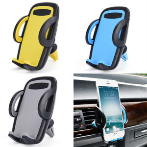 360-Universal-Auto-Car-Air-Vent-039-Holder-Mount-Stand-Cradle-Mobile-039-Phone-GPS-WZHX