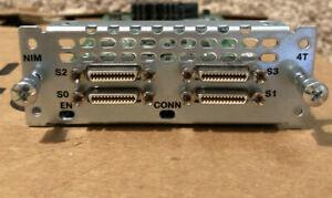 Cisco-NIM-4T-4-Port-Serial-WAN-Network-Interface-Card