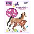 Breyer 4198 Horse Crazy Colourful Breeds Paint Kit