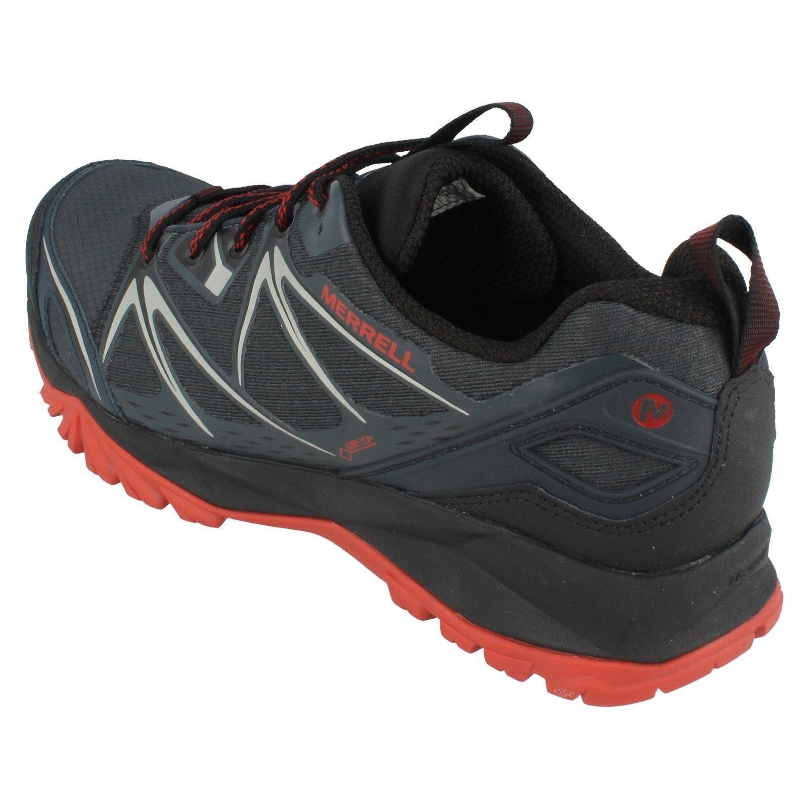 Mens Merrell Capra Bolt Gore-Tex Waterproof Hiking Hiking Hiking Walking Trainers  f663b4