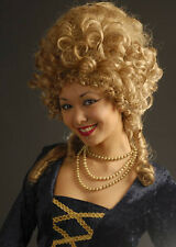 Adult Womens Victorian Lady Brown Empress Wig