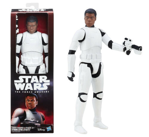 Star Wars: The Force Awakens FINN (FN-2187) Stormtrooper 12 Action Figure Doll