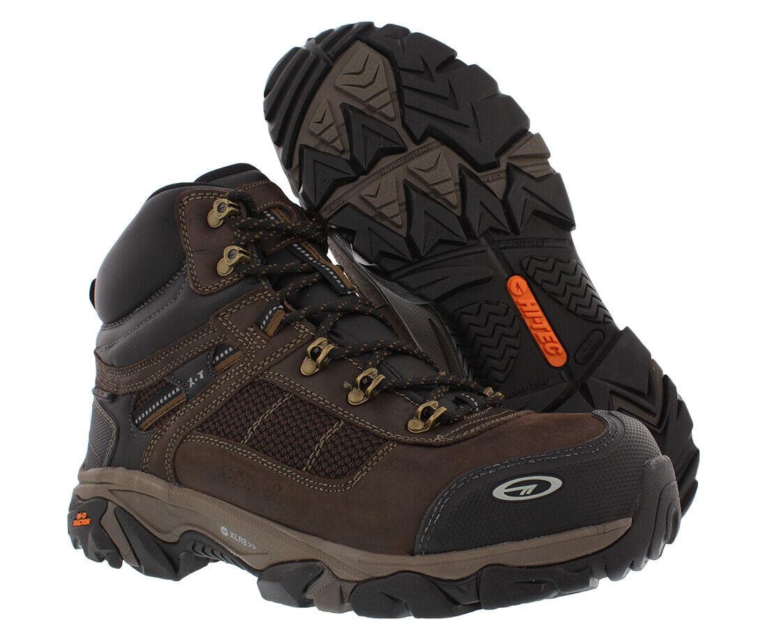 Hi-Tec Carbon Elite Mid WP 360 Ct Zapatos para hombre