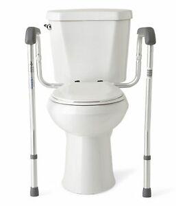 Medline-Toilet-Safety-Rails-Frame-MDS86100RF