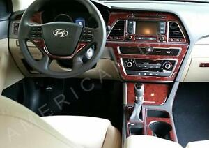 Marvelous Image Is Loading 2015 2016 2017 INTERIOR WOOD DASH TRIM KIT  Awesome Ideas