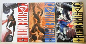 DC-Comics-Lot-3-Superman-Strength-Issues-1-2-3-COMPLETE-SERIES-2005-NM