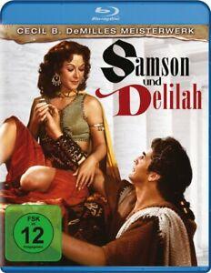 Sansone e Dalila [Blu-Ray/Nuovo/Scatola Originale] tanto temuto Costume film di Cecil B. DeMille