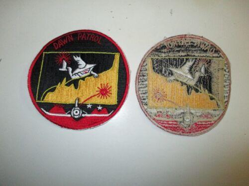 b7202 US Air Force Vietnam F4 Phantom Dawn Patrol R21E