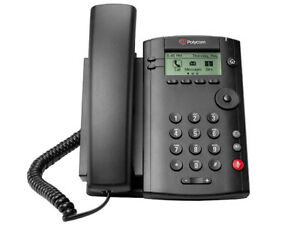 Polycom VVX 101 PoE Business Media Phone 2200-40250-025