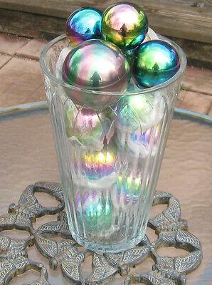Wholesale Lot (15) Rainbow Stainless Steel Metal Balls Sun Center Garden & Gifts