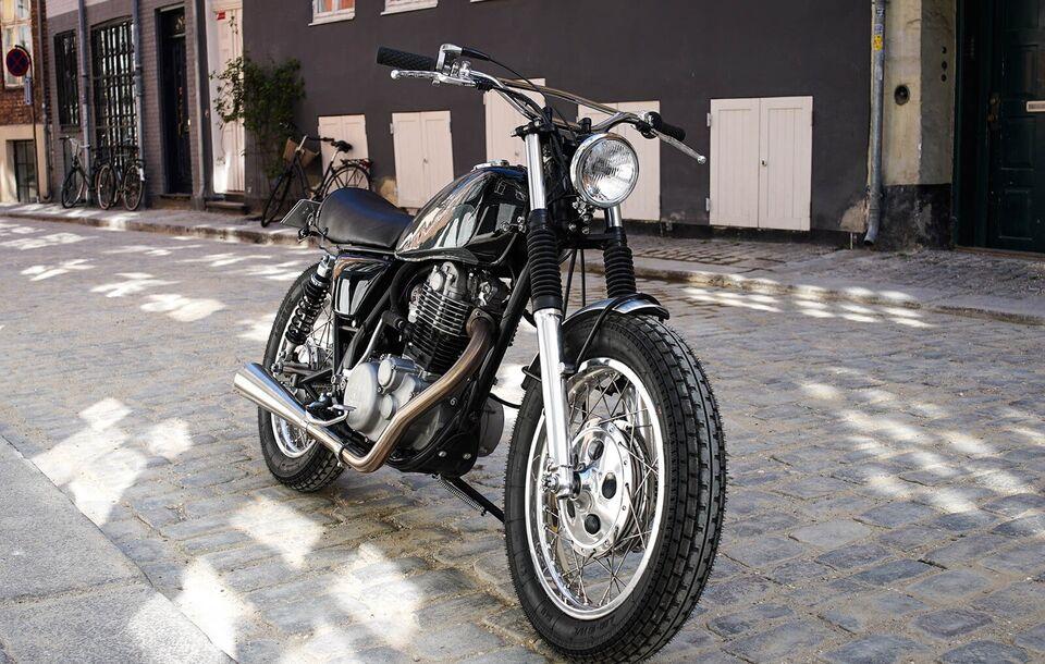 Yamaha, SR 400, 400 ccm