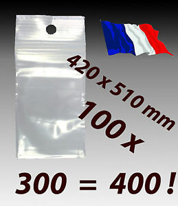 LOT-100-sachet-zip-grand-pochette-plastique-fermeture-zip-420x510-42x51-f