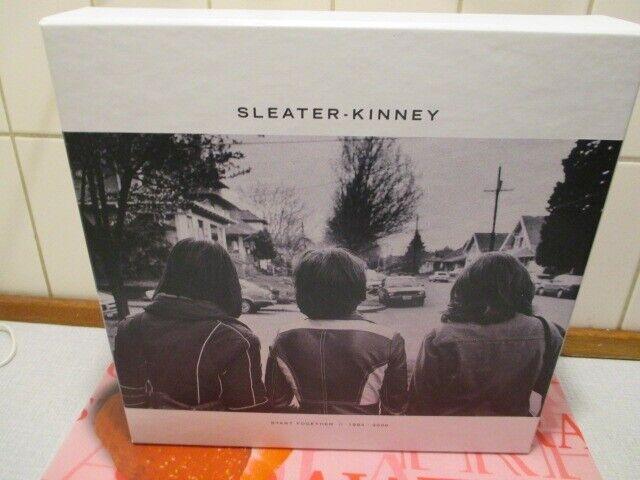 LP, sleater kinney, start together