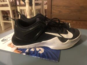 Details about Nike Air Zoom Hyperace Volleyball Shoes Women's Sz 7.5 Black White