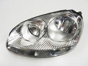 original-VW-Golf-V-5-1K1-Halogenscheinwerfer-Frontscheinwerfer-links-1K6941029P