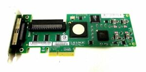 Dell-LSI-Logic-LVD-PCI-E-Ultra320-Controller-Card-LSI20320IE-LOW-Bracket