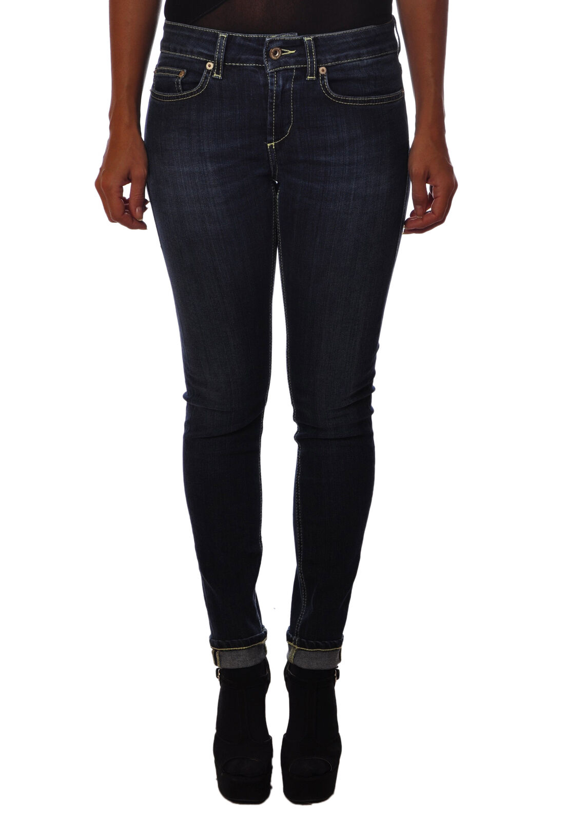 Dondup  -  Pants - Female - Denim - 2660928N173905