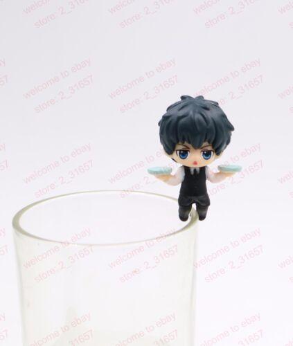 Gintama ochatomo yorozuya CAFE Mini Figura Giocattoli Regalo TAZZA DI CAFFE /'AMICI con scatola