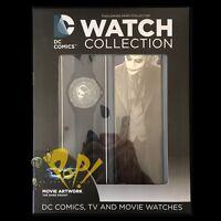 Dc Watch Collection 8 Heath Ledger Joker Eaglemoss Batman Dc Comics